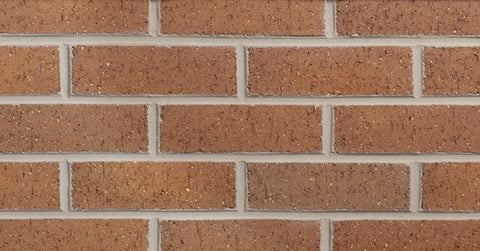 Canyon Velour Modular Thin Brick Corner    By Glen Gery    FREE Shipping  4 LIn.Ft.