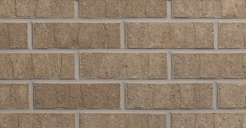 Heritage Blend Modular Thin Brick  By Glen Gery    FREE Shipping  10.3 Sq.Ft.