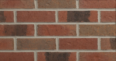 Quantico Rose Modular Thin Corner  Brick    By Glen Gery    FREE Shipping  4 Lin.Ft.