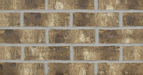 St. Augustine Modular Thin Brick    By Glen Gery    FREE Shipping  10.3 Sq.Ft.