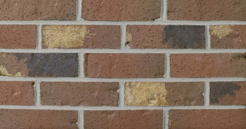 St. Windsor Modular Thin Brick  By Glen Gery     FREE Shipping  10.3 Sq.Ft.