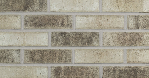 Garrison Grey Modular Thin Brick Sample