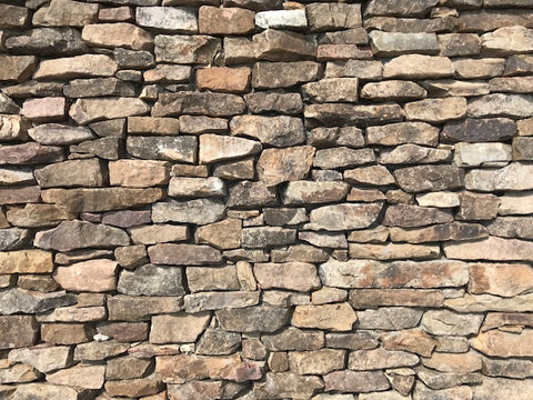 Tennessee Mountain Stone Ledgestone  Sawn Thin Veneer Corners FREE Shipping - Sold in boxes of 10 LIn. Ft. - $14.99 per Lin. Ft.