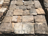 Tennessee Mountain Stone Ashlar Sawn Thin Veneer FREE Shipping - Sold in pallets of 150 Sq. Ft. - $9.89 per Sq. Ft.