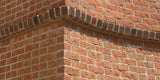 Arbor Rose Modular Thin Brick Corner    By Glen Gery          FREE Shipping  4 Lin.Ft.