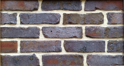 Reclaimed Chapel Hill Thin Brick Sample