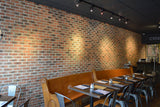 Milwaukee Modular Thin Brick    By Glen Gery    FREE Shipping  10.3 Sq.Ft.