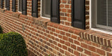 Scotch Tradition Handmade Oversize Thin Flat Brick By Glen Gery FREE Shipping 4.5 Sq.Ft.
