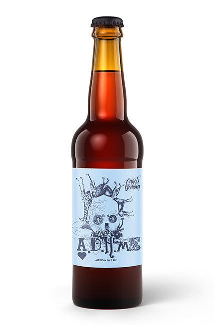 A.D.H-Me - Brewery of Angels and Demons