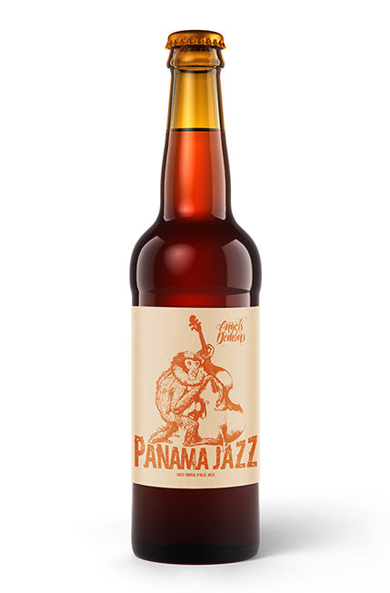 Panama Jazz - Brewery of Angels and Demons