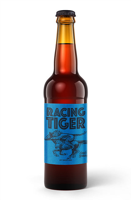 Racing Tiger - Brewery of Angels and Demons