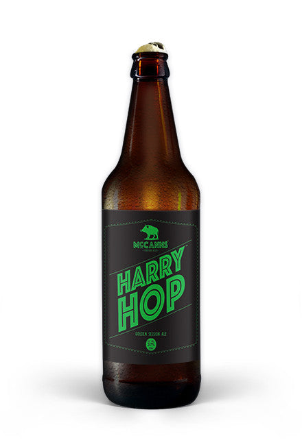 Harry Hop™ - Golden Session Ale