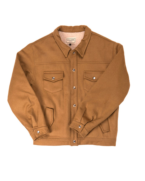 Walkers Appeal Jacket Sand