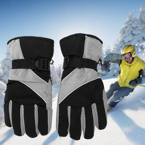 Mountain Skiing Windproof Waterproof Snowboard Ski Gloves