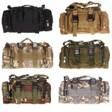 Outdoor Military Tactical Waist Pack Camping Hiking Pouch Bag