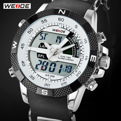 Luxury Men Sports Watch Waterproof Multifunction Quartz Military Watches
