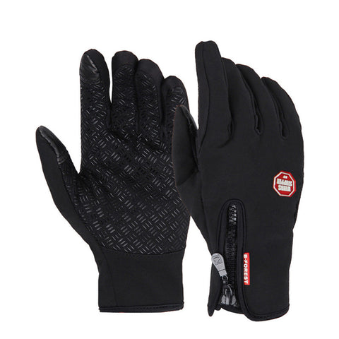 Outdoor Sports Skiing, Military Motorcycle Racing Gloves