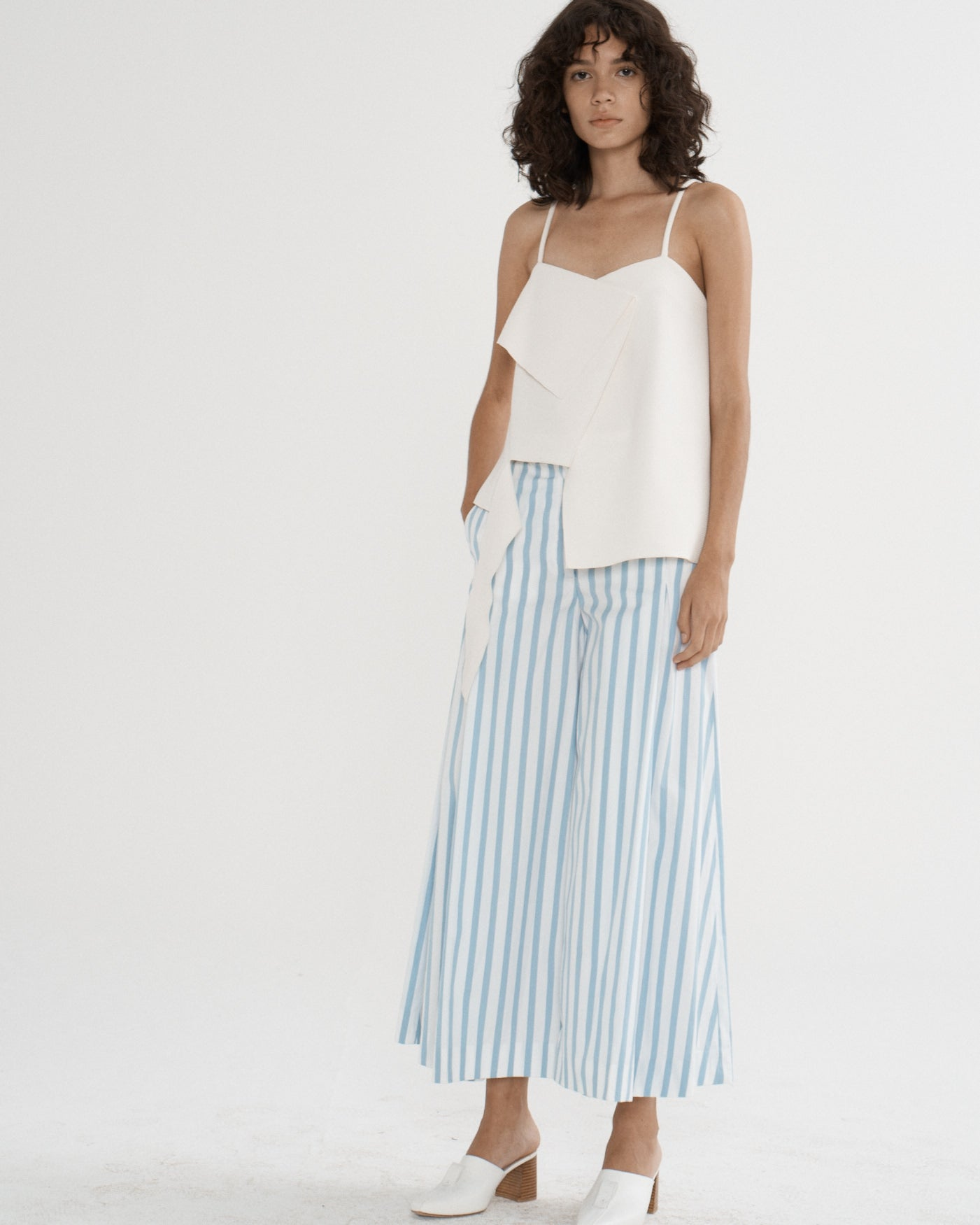 Big Pleat Culottes