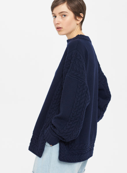 Frame Sweater