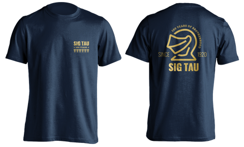 2020-2021 Centennial Recruitment T-Shirt