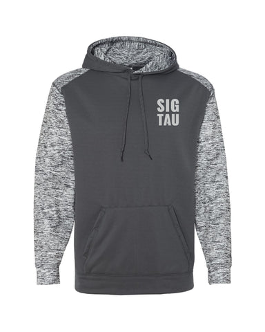 Sig Tau Noble Generations Athletic Hoodie
