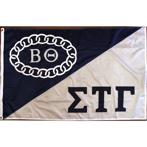 Official Sig Tau Chapter Flag