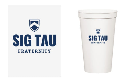 22 oz. Stadium Cups - Design 2 Bundle Deal