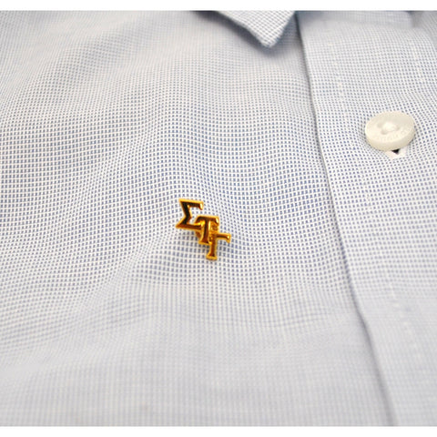 Greek Letter Pin