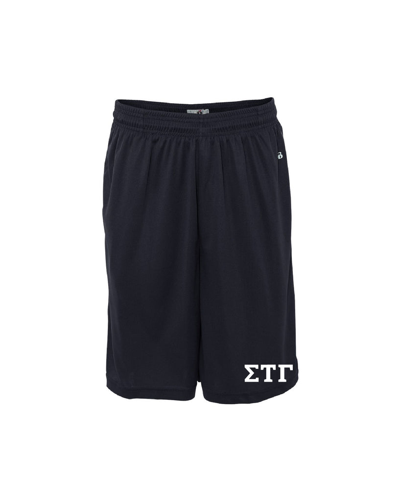 ΣΤΓ Athletic Shorts