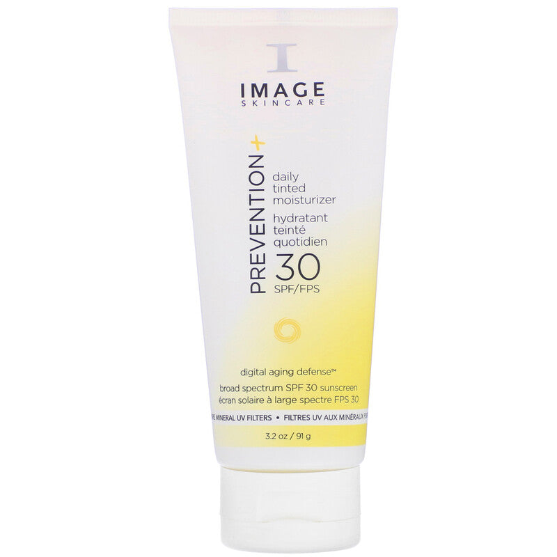Image prevention + daily tinted face moisturizer SPF 30