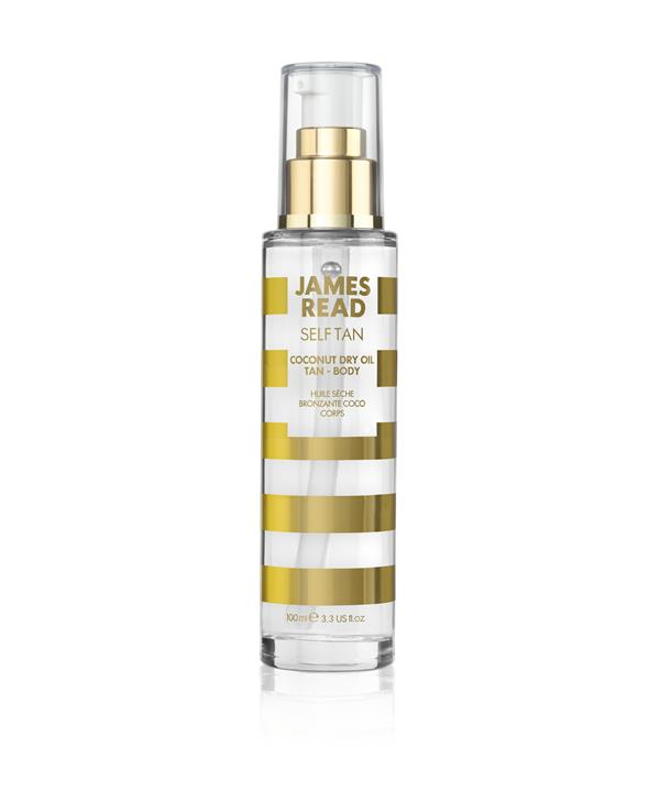 James Read Coconut Dry Oil Tan - Body100ML