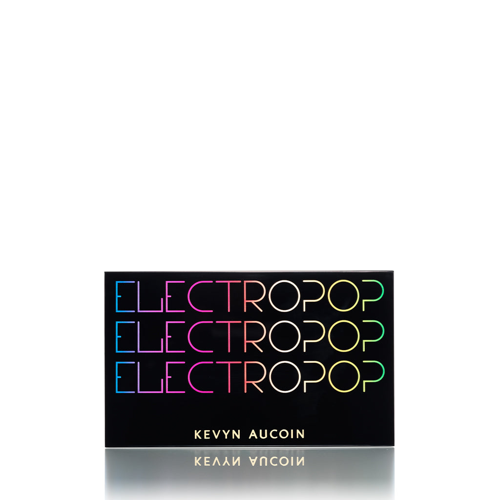 Electro Pop Eye shadow palette