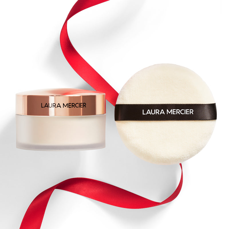 Laura Mercier - Set to Perfect Translucent Loose Setting Powder & Puff Set
