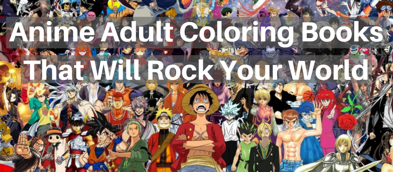 anime-adult-coloring-book