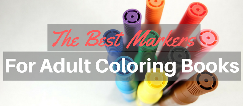 - Best Markers For Adult Coloring Books Creatively Calm Studios
