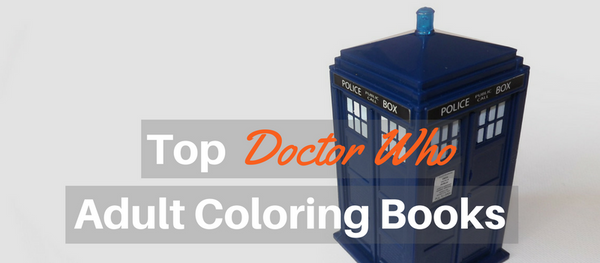 doctor-who-adult-coloring-books