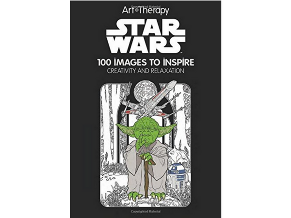 - The Top Star Wars Adult Coloring Books Creatively Calm Studios