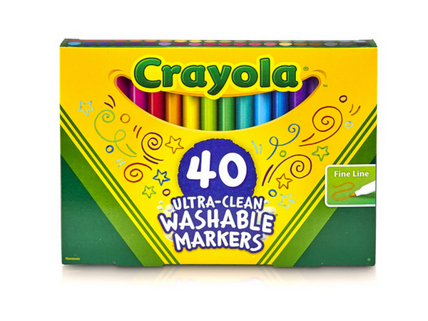 crayola markers adult coloring review