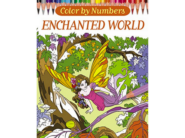 enchanted-world-color-by-numbers-adult-coloring-book