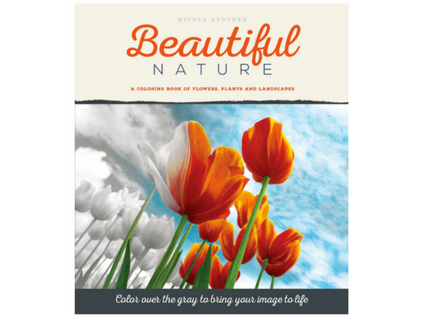 nature-grayscale-coloring-book-earth-day