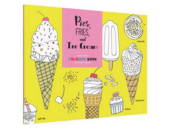 pies-fries-ice-cream-pie-day-adult-coloring-books