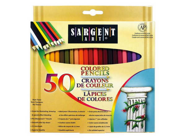 The Best Colored Pencils For Adult Coloring Books | Creatively Calm ...