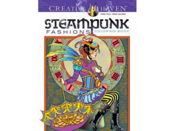 steampunk-fashions-adult-coloring-book