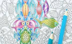 How to make your adult coloring pages pop