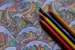 Adult Coloring - Doctor Recommended