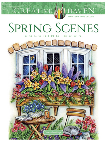 spring-scenes-adult-coloring-book-easter