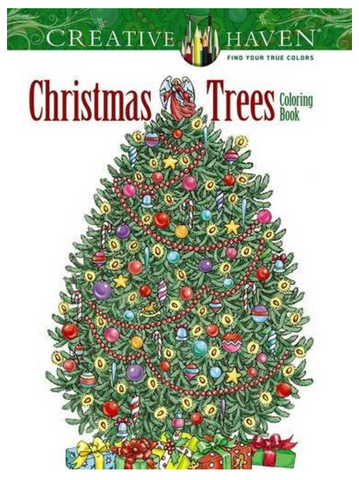 chirstmas-tree-adult-coloring-pages