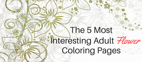 flower-adult-coloring-books