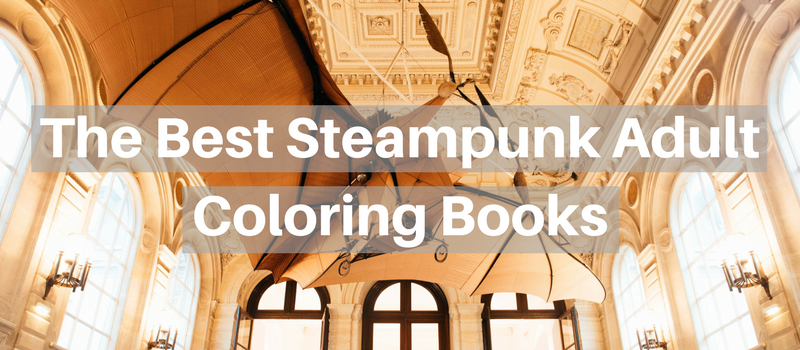 steampunk-adult-coloring-books