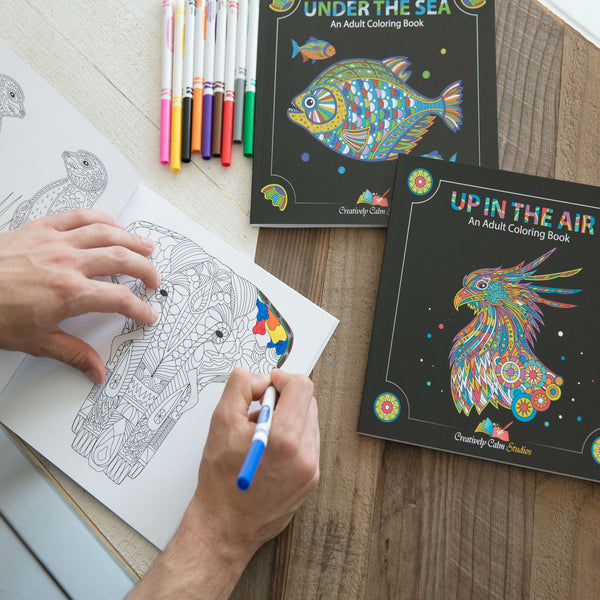 After A Great Design The Next Most Important Thing To Consider About Coloring Book Is Paper That Designs Are Printed On